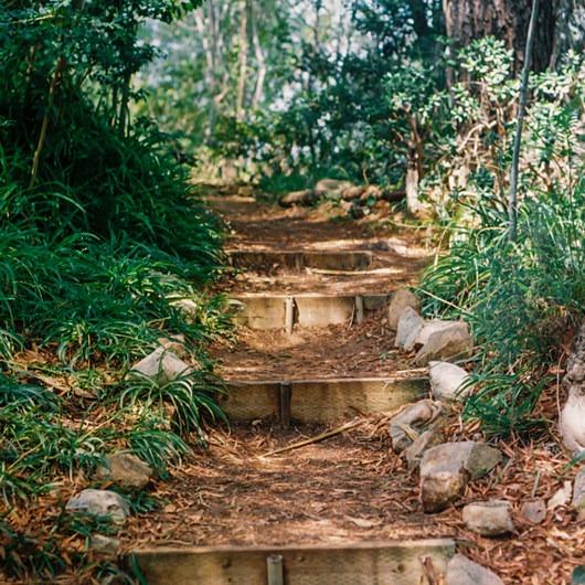 Amir's Garden, Griffith Park