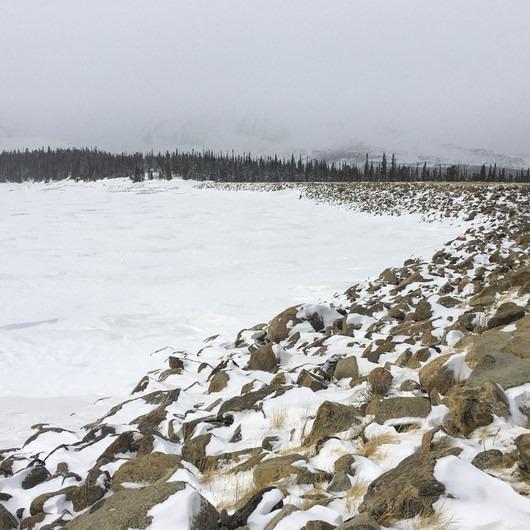 Lefthand Park Reservoir Snowshoe