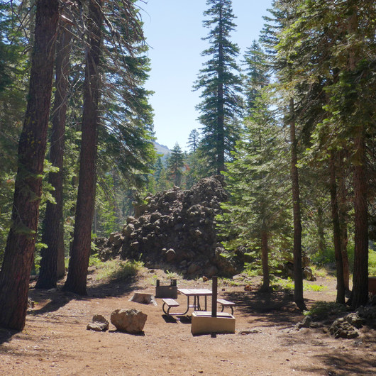 Silver Lake West Campground