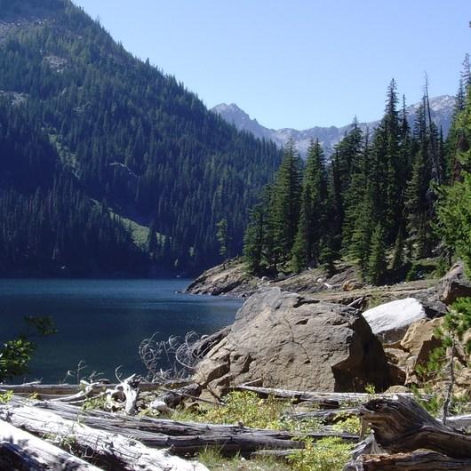 Eightmile Lake + Lake Caroline