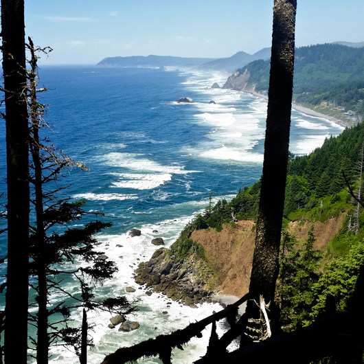 Oregon Coast Trail: Arch Cape to Short Sand Beach