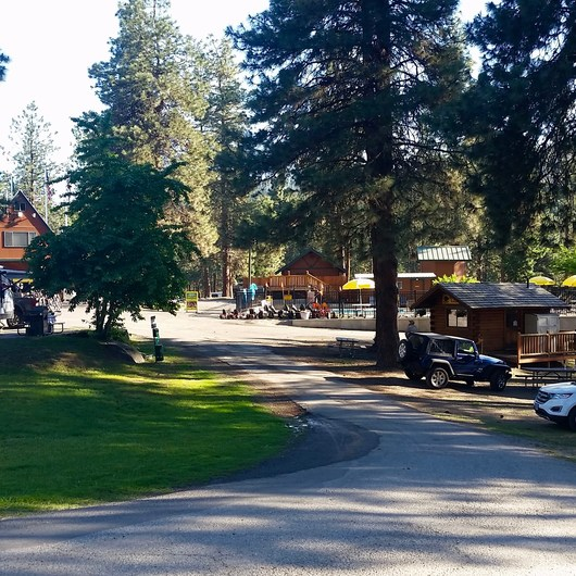 Leavenworth Pine Village KOA Campground