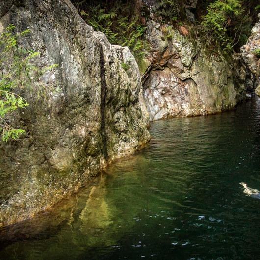 30 Foot Pool, Lynn Canyon Park