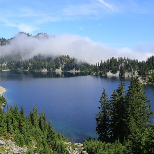 Snow Lake Hiking Trail
