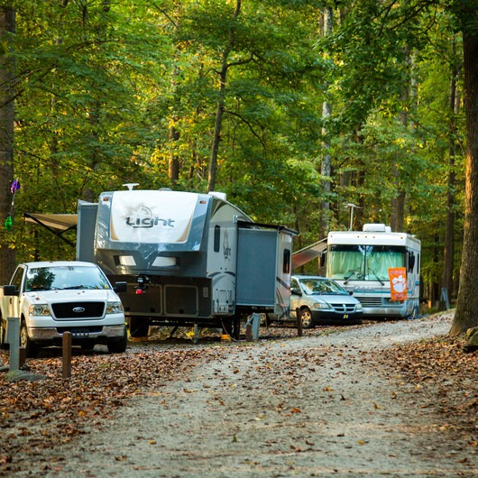 Croft State Park Campground