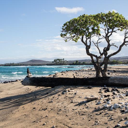Mahai'ula + Ka'elehuluhulu Beaches