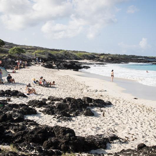 Manini'ōwali Beach