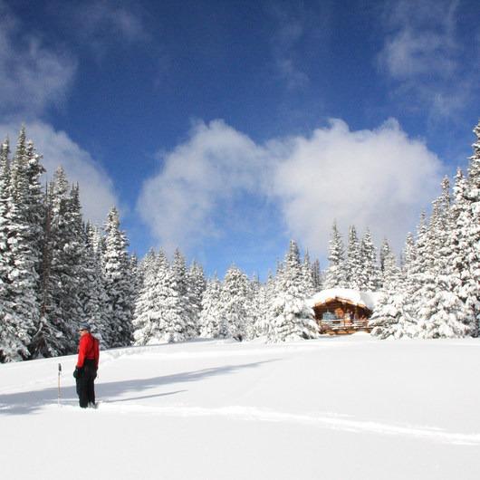 10th Mountain Division Ski Huts