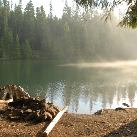 Timothy Lake, Meditation Point Campsites