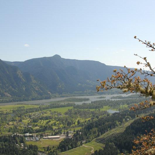 Aldrich Butte Hike