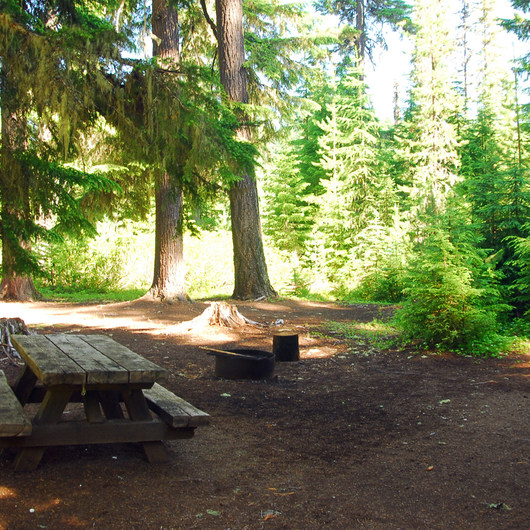 Clackamas Lake Campground