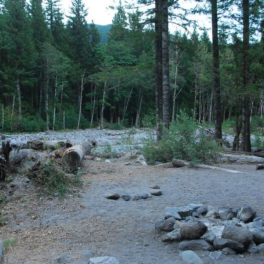 Sandy River Campsites