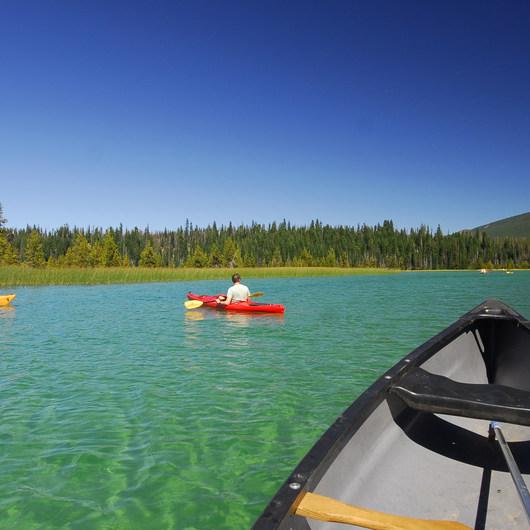 Hosmer Lake Canoe/Kayak