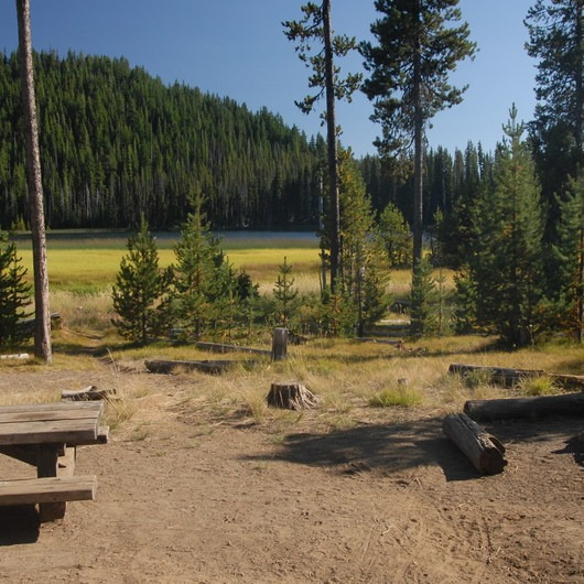 Hosmer Lake South Campground