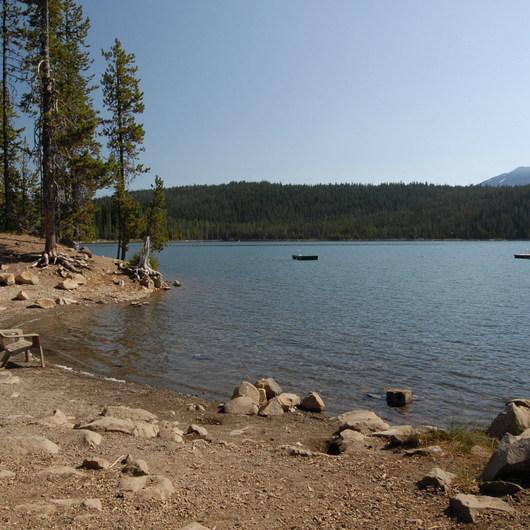 Elk Lake Resort Campground