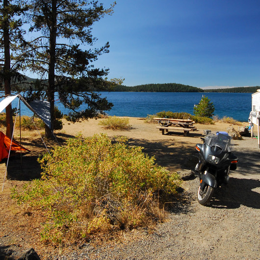 Little Crater Campground