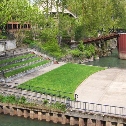 Roehr City Park, Lake Oswego