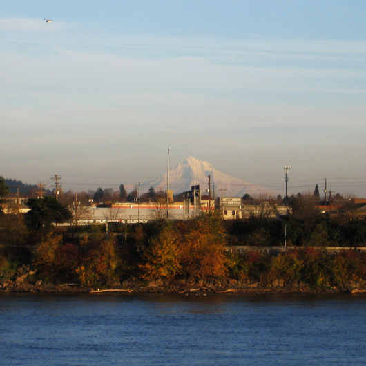 Willamette River: George Rogers Park to Cathedral Park