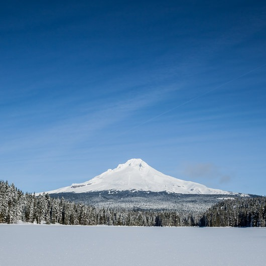 Trillium Lake Loop Trail