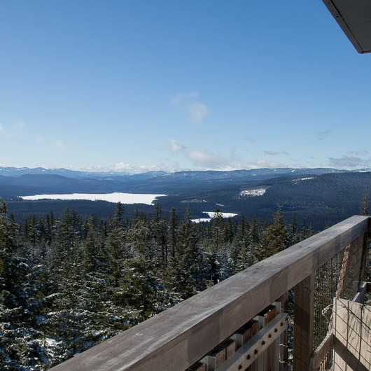 Clear Lake Butte Lookout