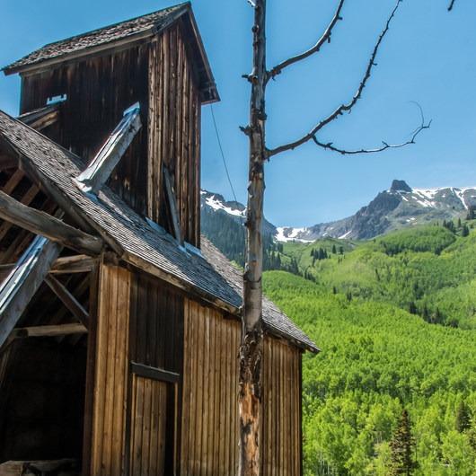 Ironton + Colorado Boy Mine
