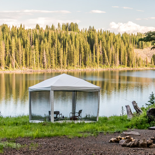 Ward Lake Campground