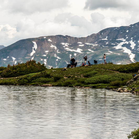 Ptarmigan Lake Trail
