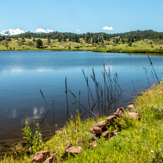North Crow Reservoir Loop