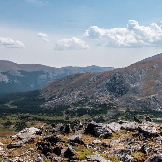 Peak 12,150 Hike