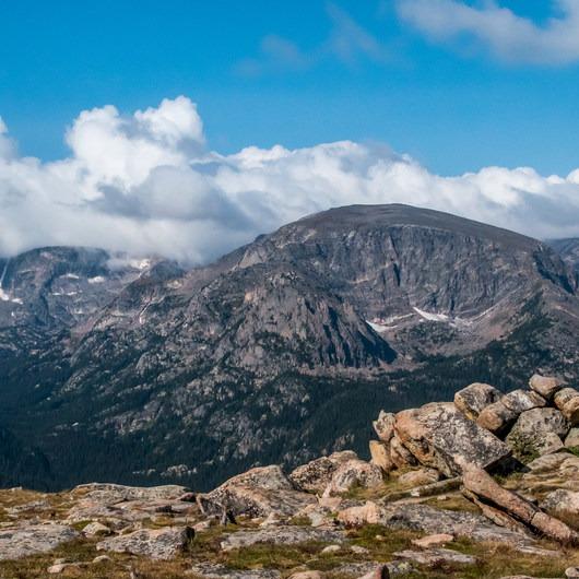 Ute Trail Hike to Timberline Pass