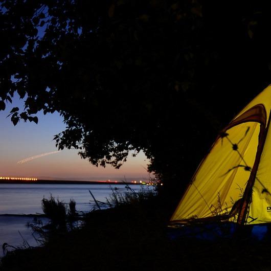 Columbia River: Hayden Island to Lemon Island