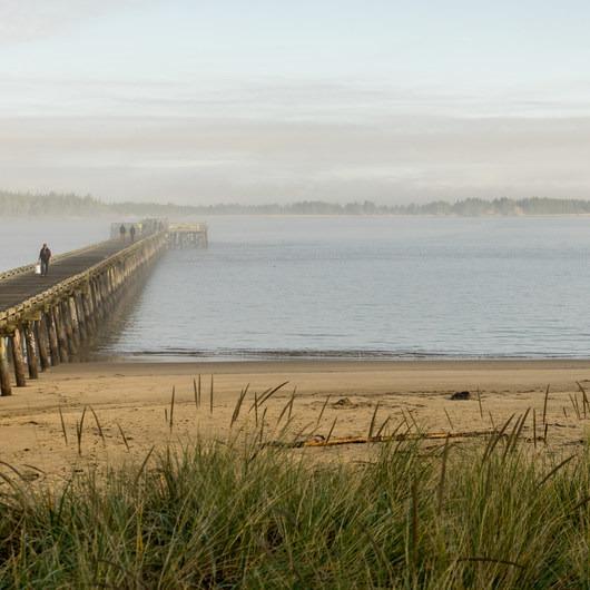 Winchester Bay Crabbing