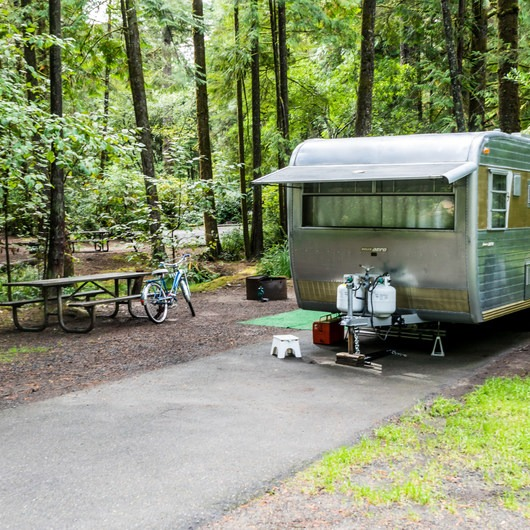 Honeyman State Park Campground