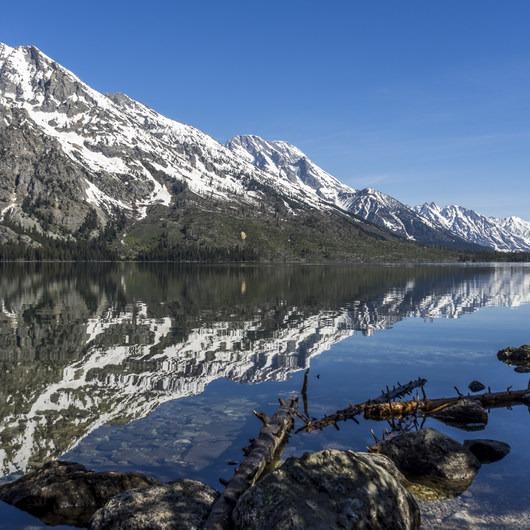 Jenny Lake Boat Tour