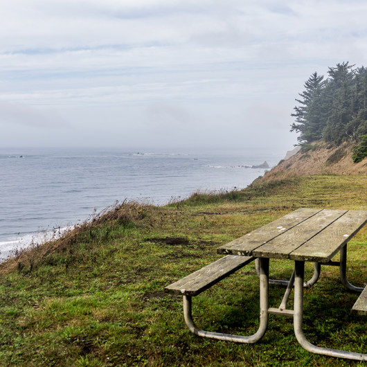 Cape Blanco State Park Campground