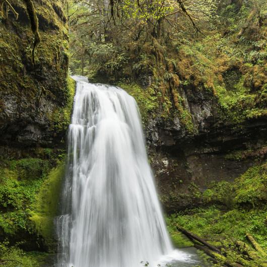 Spirit Falls on Alex Creek