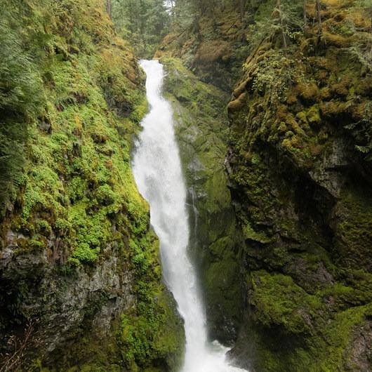 Pinard Falls