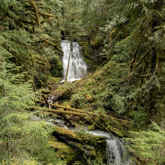 Lower + Upper Parker Falls