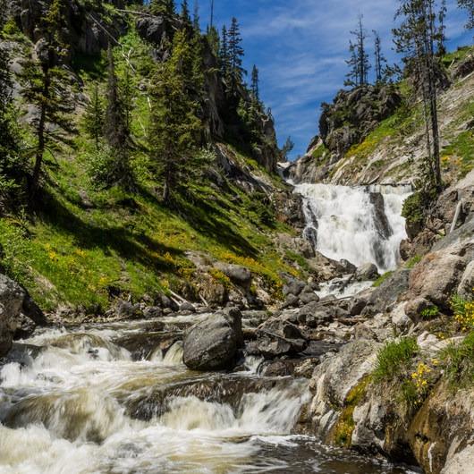 Mystic Falls Hike