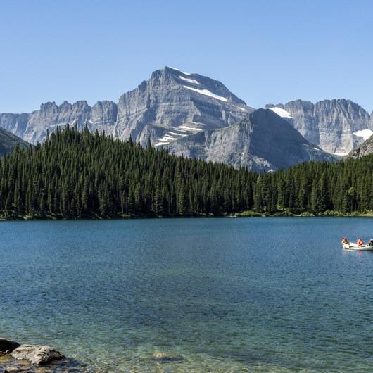 Swiftcurrent Lake Loop Hike
