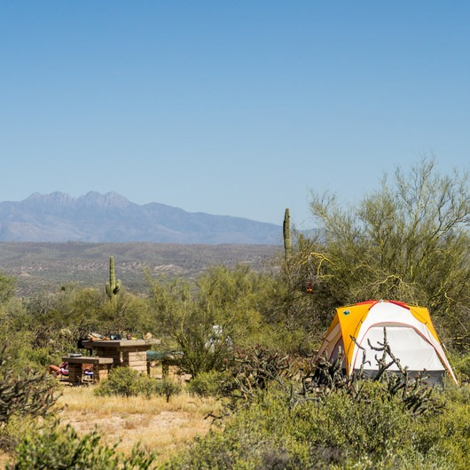 Ironwood Tent Sites