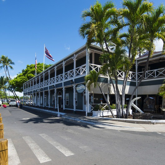 Lahaina National Historic District