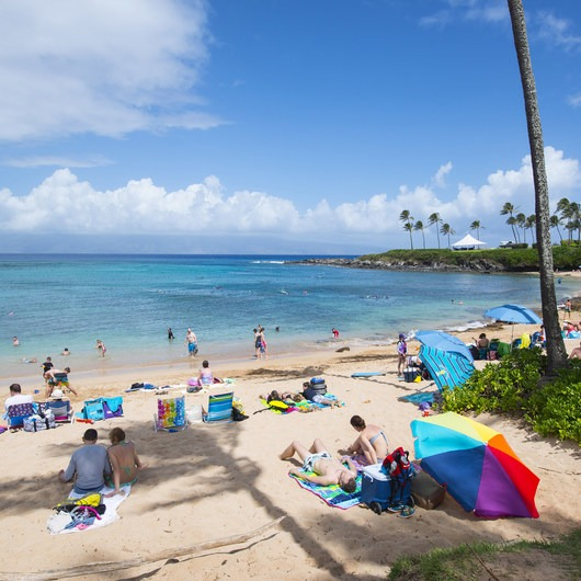 Namalu Bay + Kapalua Bay Beach