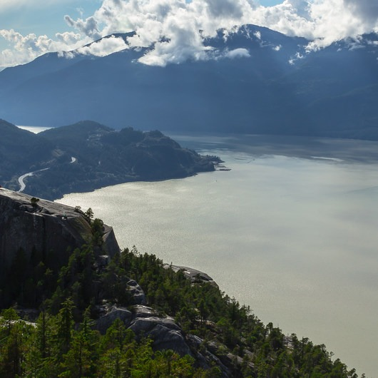 Stawamus Chief Summit Trail Hike