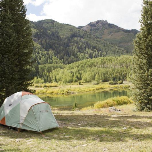 Priest Lake Campground