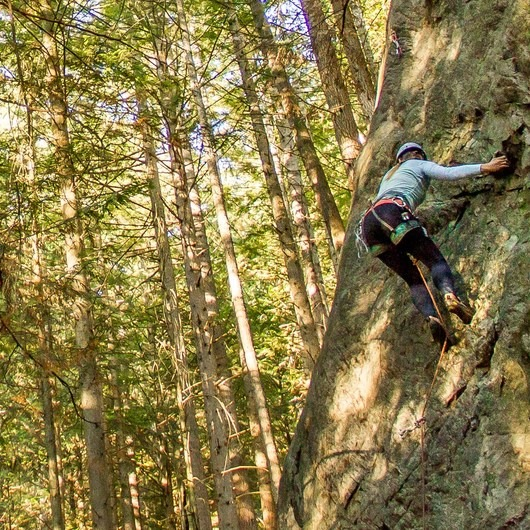 Sully's Hangout Rock Climbing Crag