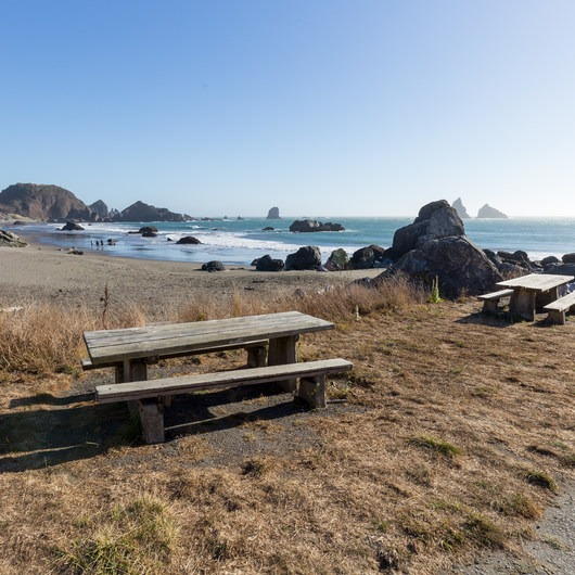 Lone Ranch Beach + Picnic Area