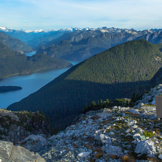Golden Ears Summit Hike