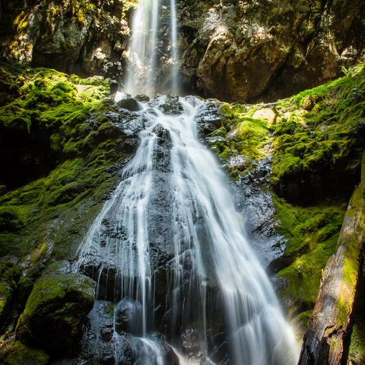 Upper Trestle Creek Falls Loop Hike