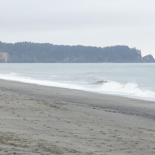 Big Lagoon County Beach